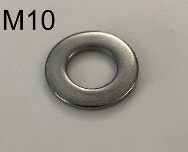 inox rondellen M10
