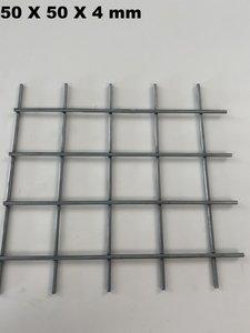 metalen draadnet gegalvaniseerd
